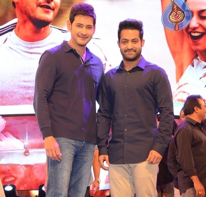 Ntr and Mahesh