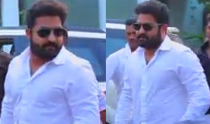 NTR's leaked Pictures Are Not From RRR