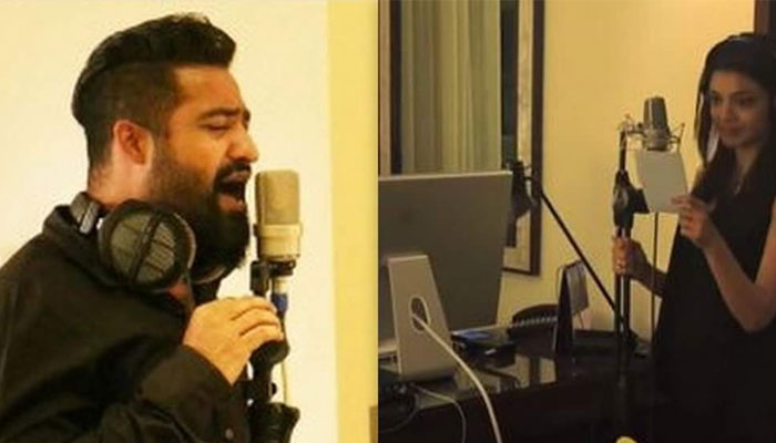 NTR Nominated As Best Debut Singer for Geleya Geleya