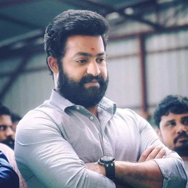 NTR's Twitter Record