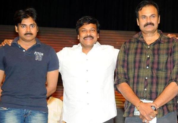 Mega Family To Join Hands With Pawan Kalyan   Chiranjeevi   Janasena   Nagababu
