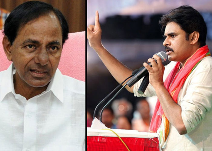 Pawan Kalyan's Support to TRS?