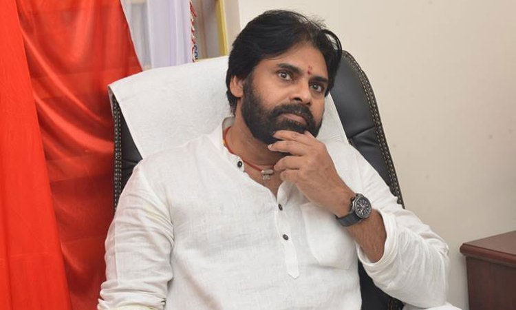 Pawan Kalyan Teases Yellow Media