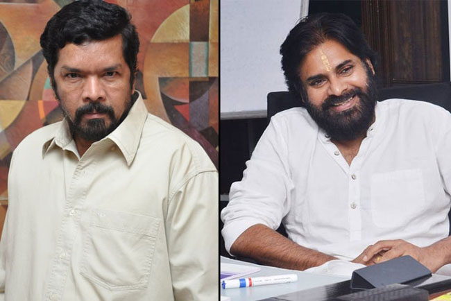 Posani Krishna Murali and Pawan Kalyan