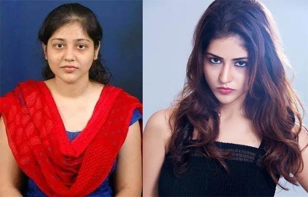 Priyanka Jhawalkar Old Pics