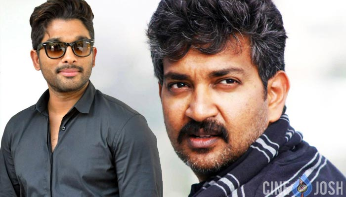 rajamouli next film with allu arjun