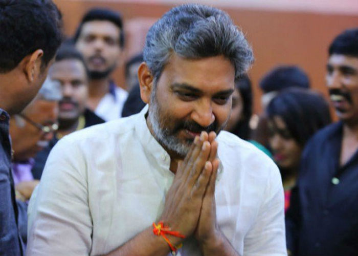 Rajamouli's Detractors Targeting Him?