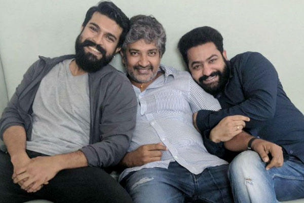 Rajamouli RRR SEcond Schedule