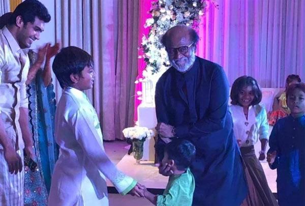 Rajinikanth Daughter Wedding