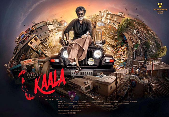 Rajinikanth's Kaala Title Controversy