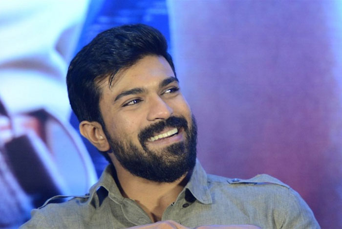 Ram Charan to Take on Those Stars