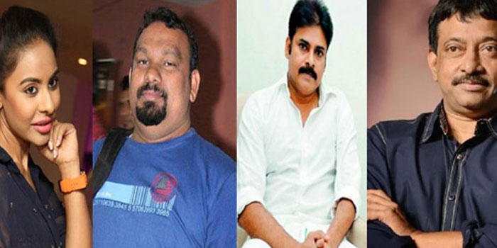RGV, Kathi and Srireddy Become Disasters