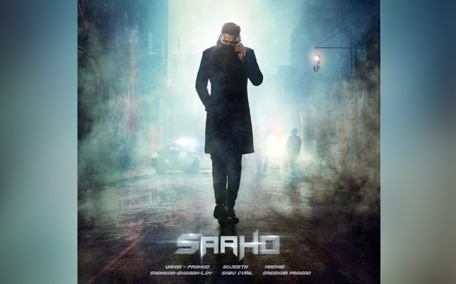 Saaho Poster