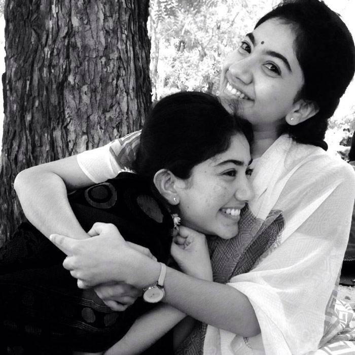 Say Hi To Fidaa Twin Sister