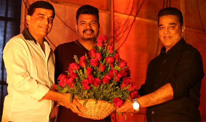 Shankar And Kamal Haasan