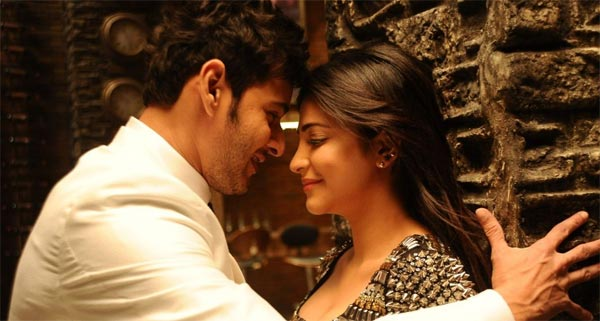 Mahesh - Shruti coming together under a Talented director