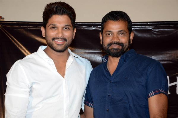 Sukumar New Movie With Allu Arjun
