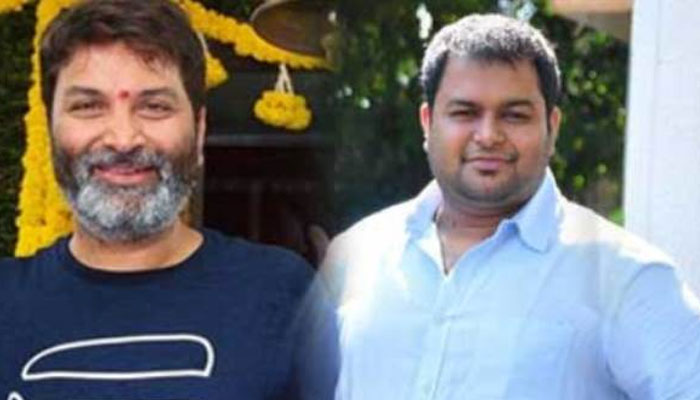 Thaman's Music for NTR and Trivikram Film