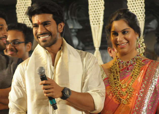 Ram Charan Wife S Kind Heart