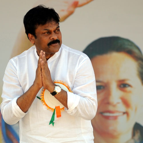 Upset Chiranjeevi to quit Congress