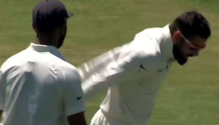 Virat Kohli Funny Reaction