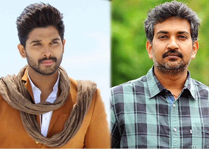 Will Arjun Work with Rajamouli?