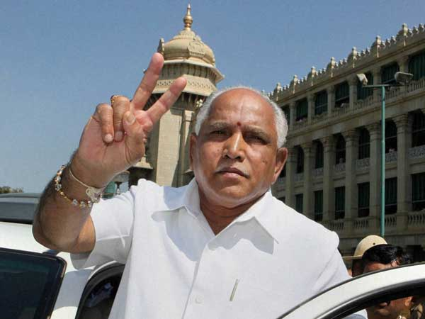Yeddyurappa's Challenge on BJP's Power