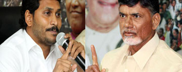 CBN, Jagan, Media Cheating Voters on Betting!