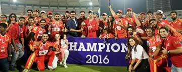 Telugu Warriors Landslide Victory in CCL 6