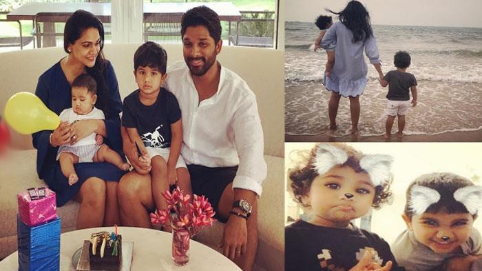 allu arjun,family,vacation trip,paris  అల్లు అర్జున్కి ఇంకా ఏ దారి దొరకలేదా?