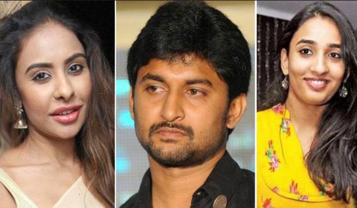hero nani,wife,anjana,sri reddy issue  నానికి భార్య సపోర్ట్..!