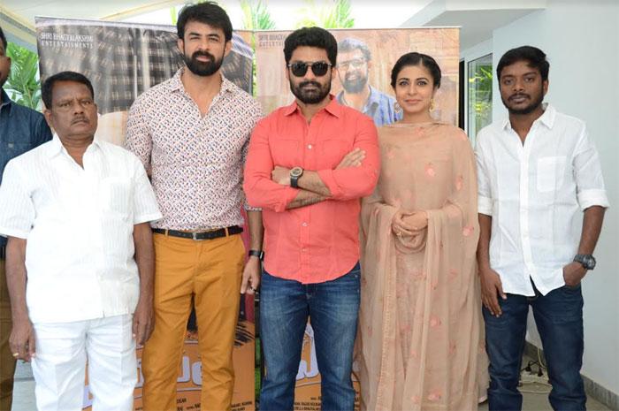 edhureetha,movie,teaser,nandamuri kalyanram,release  'ఎదురీత'కు కల్యాణ్ రామ్ సపోర్ట్