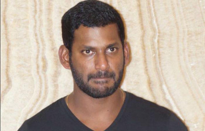 hero vishal,nani,react,sri reddy issue  శ్రీరెడ్డికి విశాల్ భలే కౌంటరేశాడు..!