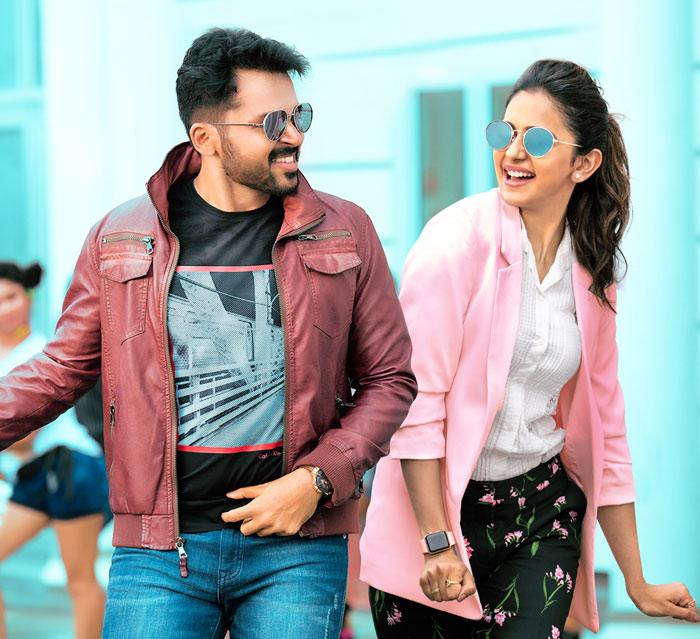 karthi,rakul preet singh,dev movie,release,feb 14  'దేవ్' విడుదల తేదీ ప్రకటించారు