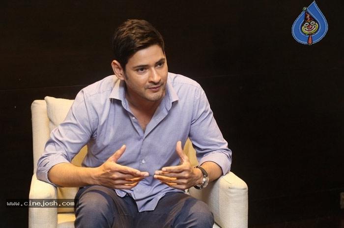 mahesh babu,bharat ane nenu movie,interview  'భరత్'పై ఉన్న నమ్మకం అది!