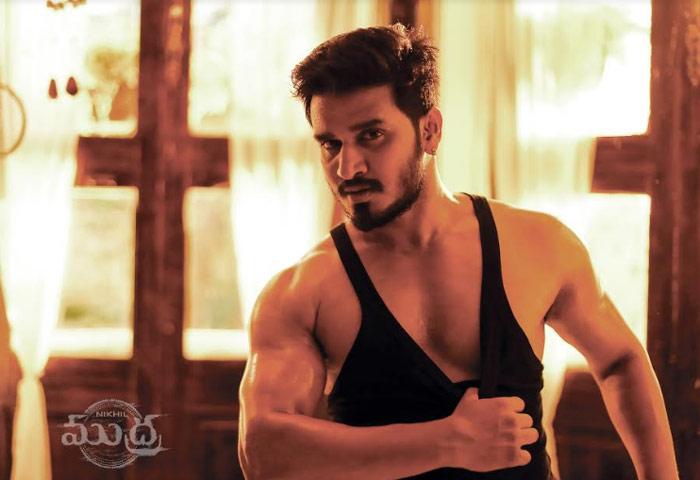 mudra,shooting update,nikhil siddharth,tn santosh  'ముద్ర' స్పీడ్ పెంచారు