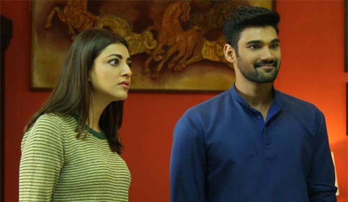 kajal,sai sarinivas,sita movie,trailer,interest,social media  మోడ్రన్ 'సీత'పై ఆసక్తి పెరుగుతోంది!