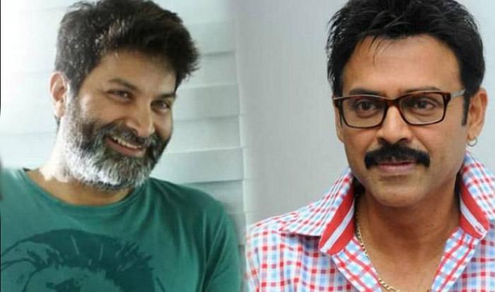 venkatesh,trivikram,movie,latest,update  పవన్కు అనుకుని వెంకీతో చేస్తున్నాడు