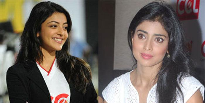 kajal agarwal,shriya,rejected,rajashekar,movie  ఈ హీరోయిన్స్ రాజశేఖర్తో చేయనన్నారా?