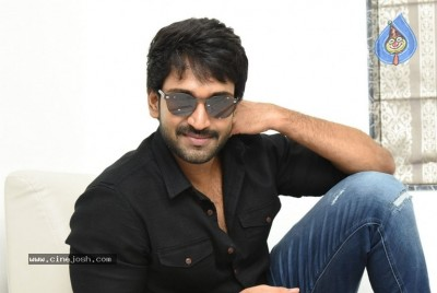 Aadhi Pinisetty Interview Stills