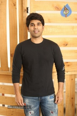 Allu Sirish Interview Photos
