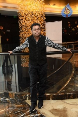 AR Rahman Interview Stills