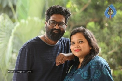 Art Director Ramakrishna Interview Photos