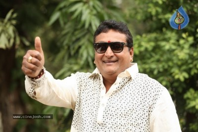 Comedian Prudhvi Raj Interview Photos