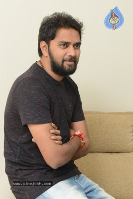 Director Chandu Mondeti Interview Photos