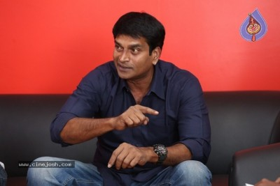 Director Ravi Babu Interview Photos