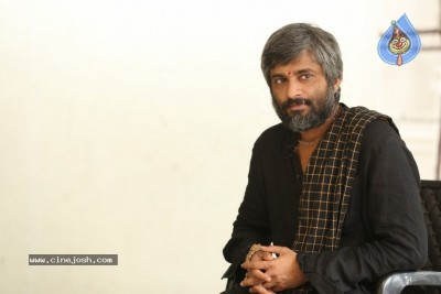 Hanu Raghavapudi Interview Photos