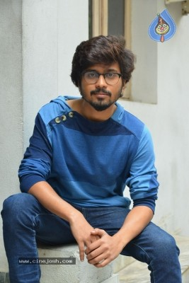Husharu Movie Hero Abhinav Interview