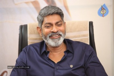 Jagapathi Babu Interview Photos
