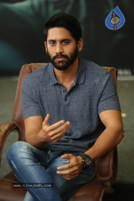 Naga Chaitanya Intreview Photos :01-11-2018